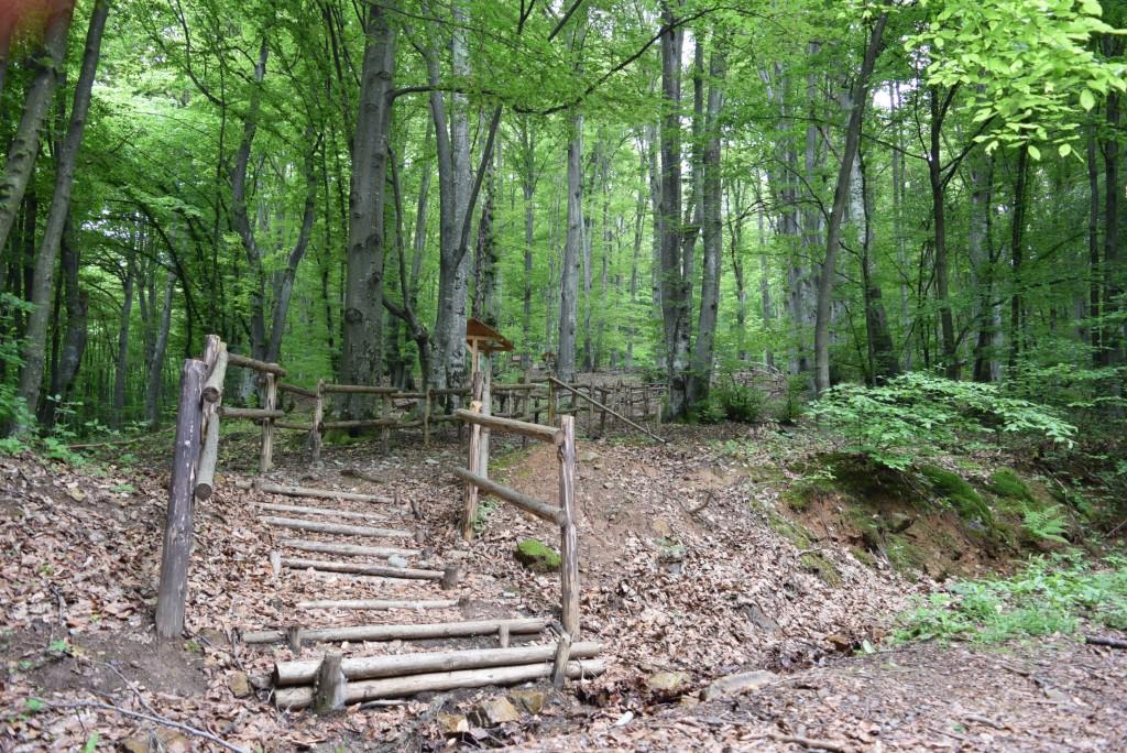 Eco path Ribaritsa - Etropole monastery, 2.5km