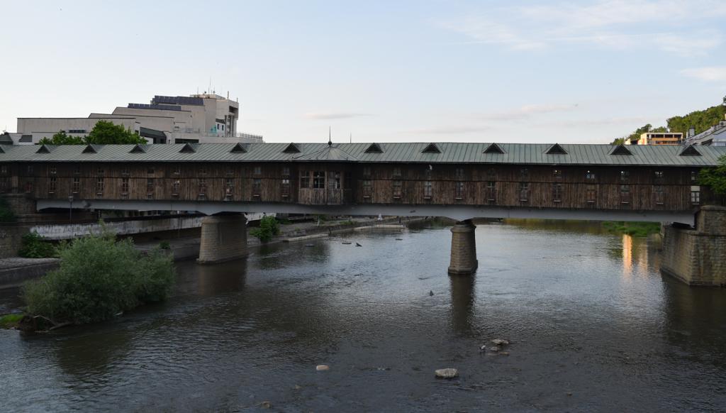 Lovech covered bridge