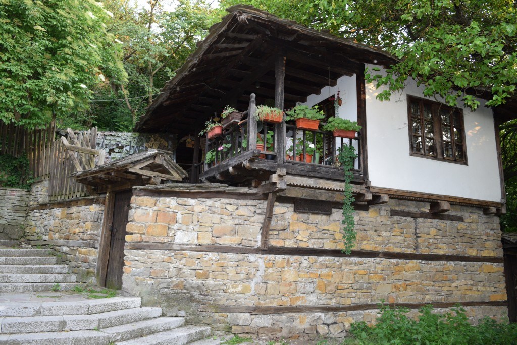 A house in the Old City of Lovech
