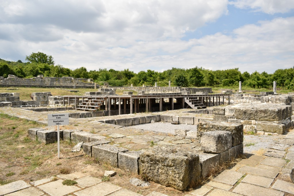 The Royal Palace of Veliki Preslav - What to see in Bulgaria