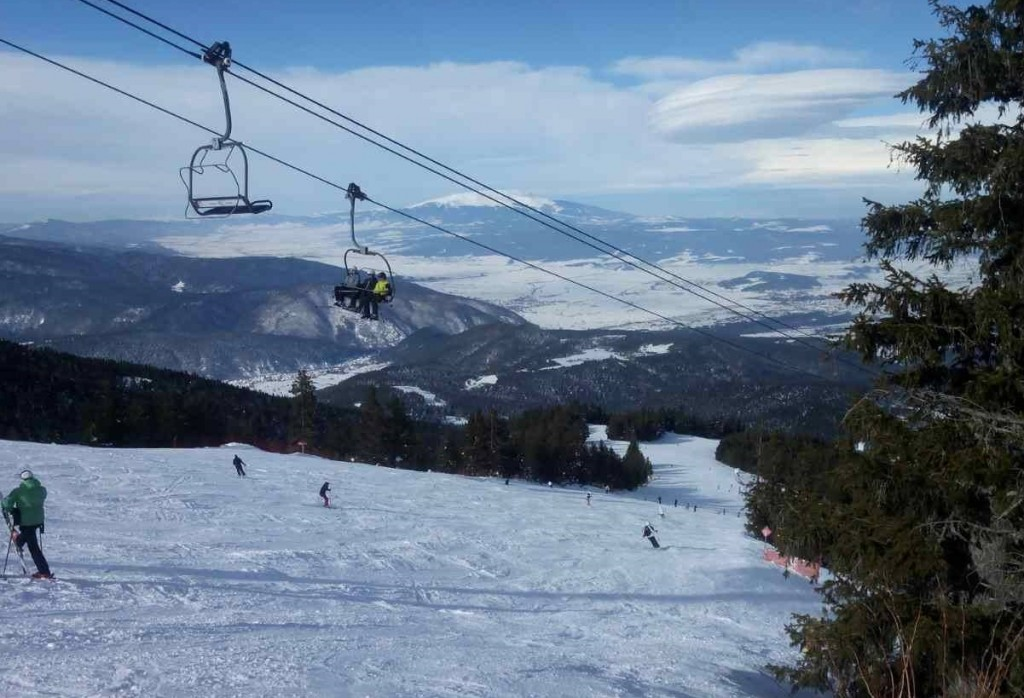 Best ski resorts Bulgaria Borovets
