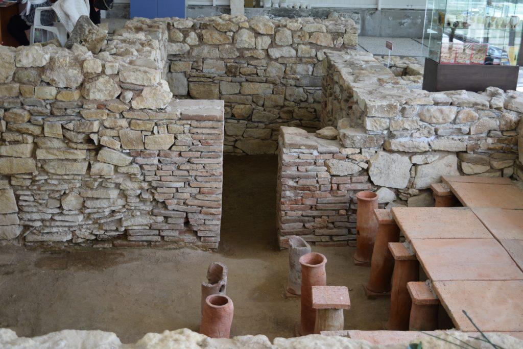 Villa Armira hippocaust