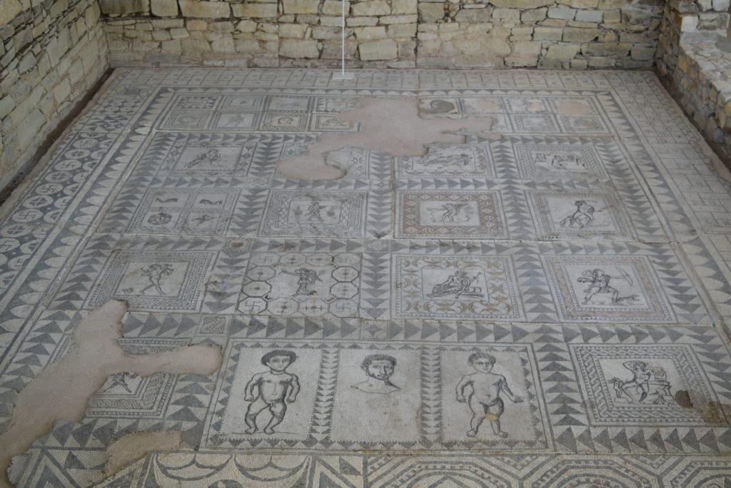 Mosaics Villa Armira