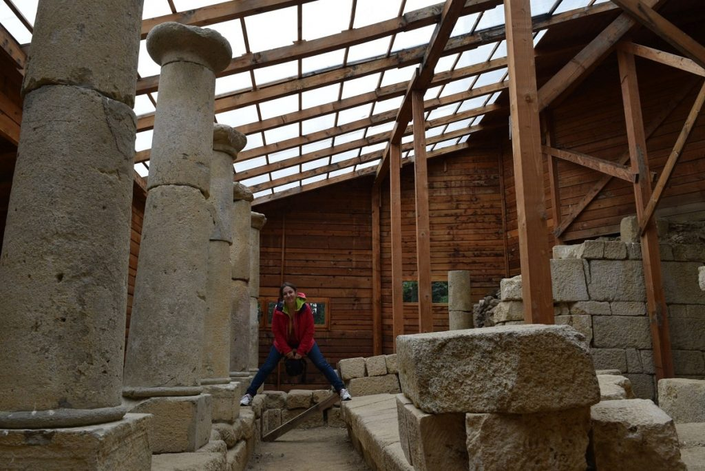 Horizont thracian temple
