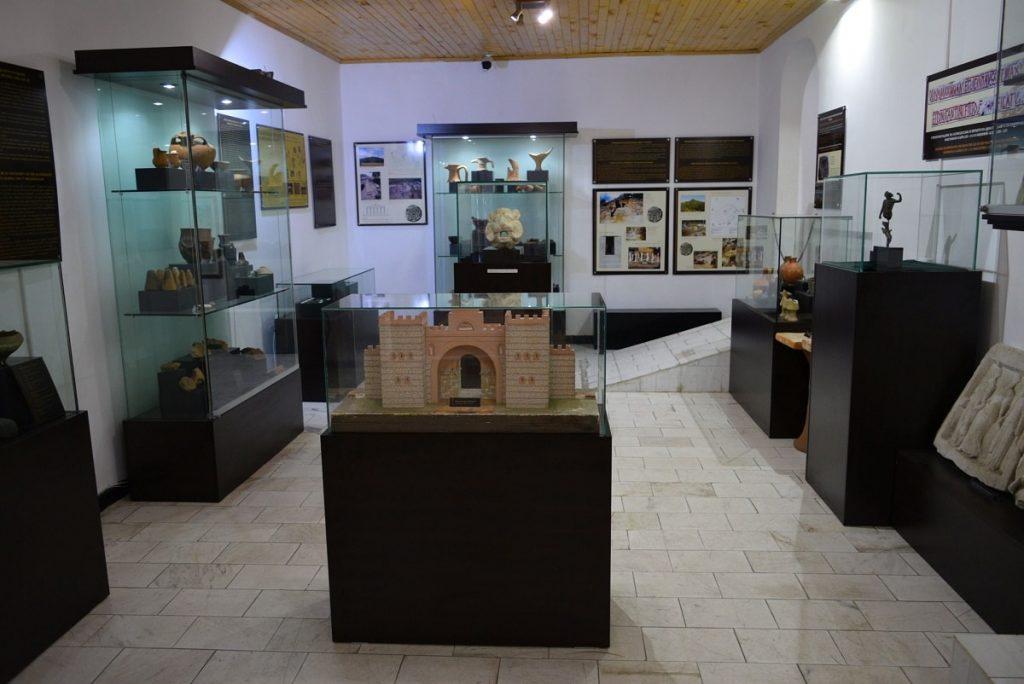 Hissarya archaeology museum
