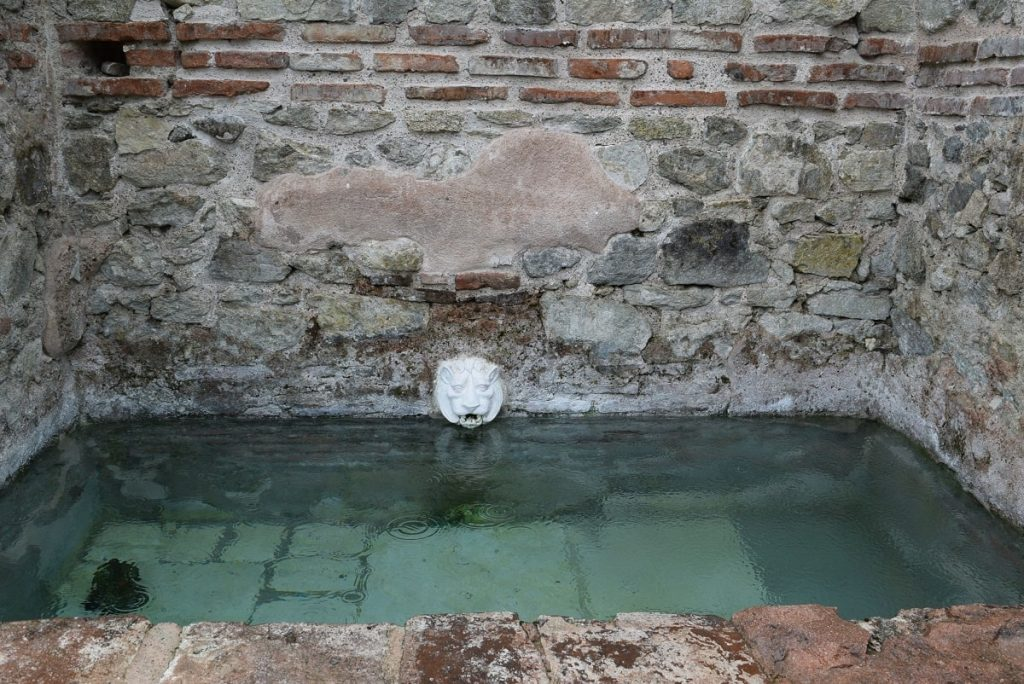 Hissarya Roman thermal baths