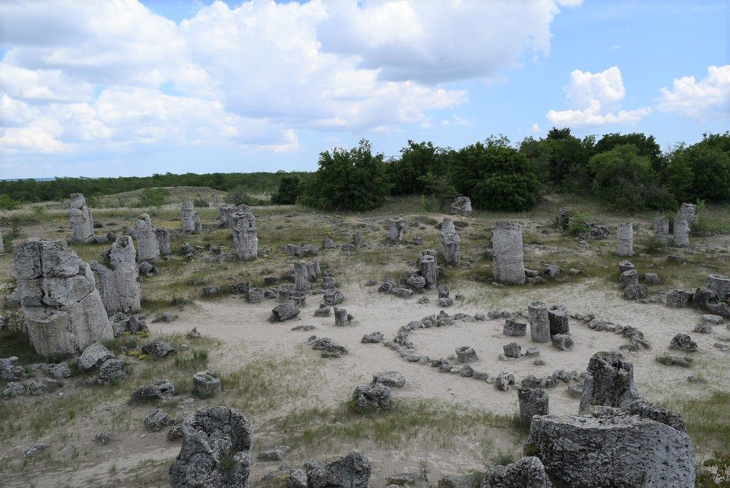 Pobiti Kamani Bulgaria what to see