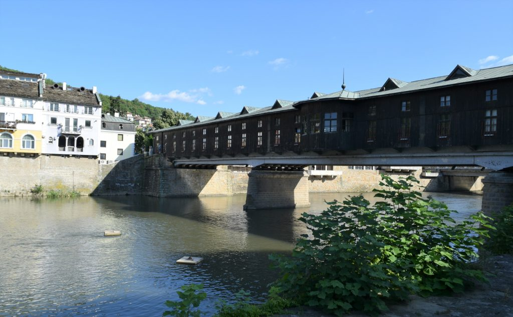 Lovech covered bridge what to see Bulgaria
